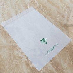 Custom тканью с липкой лентой биоразлагаемой упаковки одежды мире биоразлагаемую бутылку для Self-Adhesive сумку с сертификаты TUV