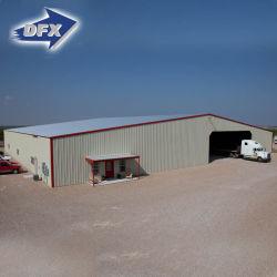 Longue Étendue de la construction de la conception de la structure en acier Warehouse
