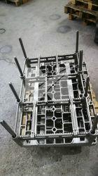 La Base de fundición de acero resistente al calor para el tratamiento térmico de la bandeja de horno HX61025
