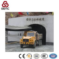 La minería subterránea los vehículos con 15 toneladas de capacidad de carga para Tunneling