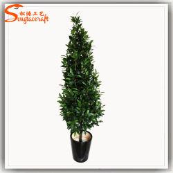 Mayorista de profesionales de Bonsai Olivo artificial para la decoración de interiores