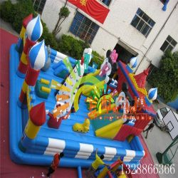 2017 Nueva casa de gorila inflable Popular