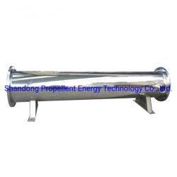 Shell и трубки теплообменника конденсатора конденсатор с водяным охлаждением