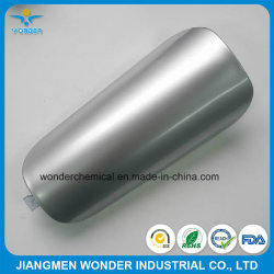 500% Brillante Anti-Corrosión Plata Cromado Plating efecto polvo de recubrimiento de alambre de acero