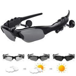 Occhiali da sole astuti stereo Handsfree di Bluetooth con la cuffia avricolare del Mic Bluetooth