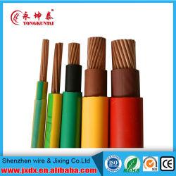 Cubierta de PVC / Eléctrico Cable eléctrico para la Vivienda y Construcción