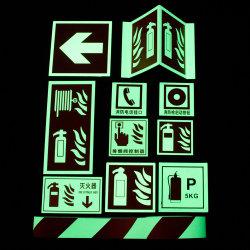 Огнетушитель Photoluminescent знак знак