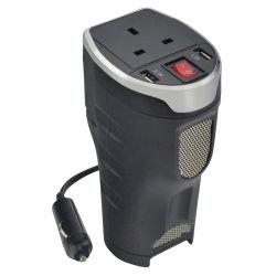 Портативный Cup-Shaped DC/AC инвертирующий усилитель мощности