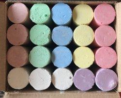 Gesso senza polvere del jumbo di colore