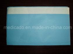 Одноразовые хирургические шторы с клейкой ленты (QDMD-164)