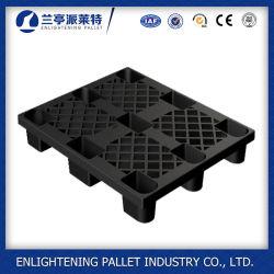 1200x1000x140mm utilisé pour la vente de palettes en plastique