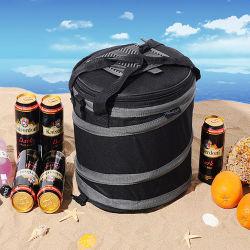 Vérin pliable portable sac du refroidisseur de la livraison de nourriture Large-Capacity Sac Sac de pique-nique de loisirs