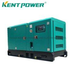Type de silencieux 10kVA 20kVA 30kVA 50kVA 80kVA Yangdong Cummins 100kVA Groupe électrogène Diesel/station d'alimentation moteurs de groupe électrogène Générateur de l'alternateur de Stanford avec faible bruit