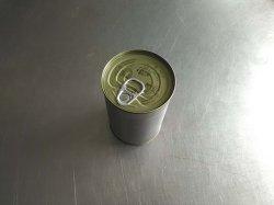Comida enlatada pêssego amarelo (BRC HACCP ISO IFS FDA KOSHER QS)