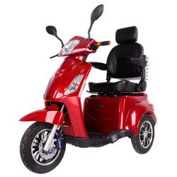 Les tricycles désactivé trois roues scooter moto de la mobilité électrique pour les personnes handicapées