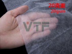 Рр Spunbond Ss Non-Woven рулон ткани для ЭБУ подушек безопасности/Pocket Media фильтра