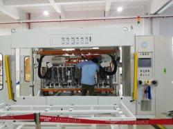Los guarnecidos de Auto Robot máquinas de soldar plásticos por ultrasonido