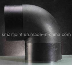 HDPE трубы фитинги стыковой Fusion колено 500мм СПЗ11