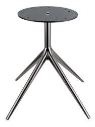 스테인리스 크롬을%s 가진 새로운 현대 테이블 기초 가구 프레임