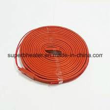 Настраиваемые электрический гибкие силиконового каучука подогрева нагреватель блока погружных подогревателей