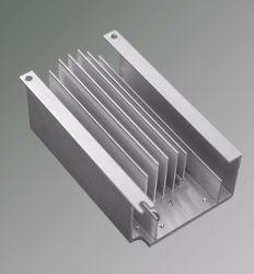 Dissipador de calor em alumínio fundido de alta qualidade para o conversor de frequência