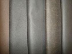 Repassage polyester coton Elasic Golden Suede-Imitation entrelacement Vintage revêtement polyuréthane