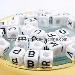 Cube Alphabet perles de plastique