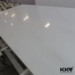 De in het groot Vloer betegelt de Super Witte Kunstmatige Steen van het Kwarts