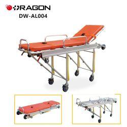 DW-Al004 医療用軽量自動折りたたみ式救急車ストレッチャートロリー