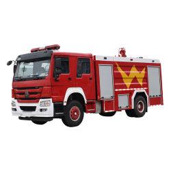 10000L 4X2 или 6X4 Sinotruk HOWO воды для тяжелого режима работы бака пенообразующего раствора Пожарно спосательный боевых действий погрузчика пожарной двигателя