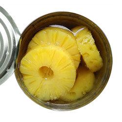 Les ananas en conserve de fruits avec des prix bon marché