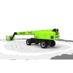 Zoomlion MEWP Best-Seller Zt42j 42m verwendet in der Konstruktion / Flughafen Hydraulic Straight Ausleger Anheben