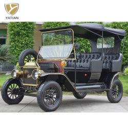Gebruikte Luxe 5 van onroerende goederen De Gezette Uitstekende Auto van het Elektrische voertuig