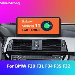 BMW F30 F31 F34 F35 F32 F33용 Android 11 F36 2012 -2018 Android 차량용 라디오 스테레오 멀티미디어 DVD 플레이어 Autoradio GPS Navi 장치