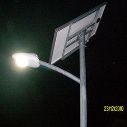 يعمل ضوء الشوارع الشمسي من 10 إلى 12 ساعة في الليلة إضاءة عالية (JMLW)