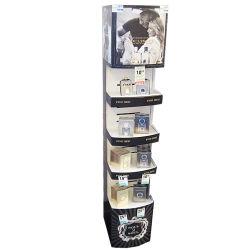 Картон подставка для дисплея акриловый лотки для косметических в розничной торговле
