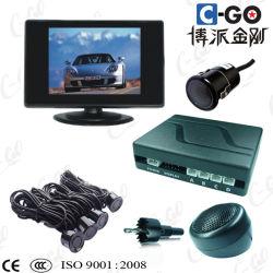 Écran TFT Système de capteur de Parking vidéo (CG-P8B41BB-E)