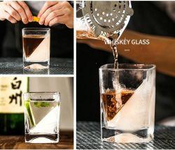 Venta caliente helado de caucho de silicona de molde para el vino de hielo de la copa de whisky de películas