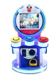 Het Talent van het jonge geitje simuleert het Typen van de Muziek de Machine van het Spel van de Arcade van de Slagwerker van het Spel