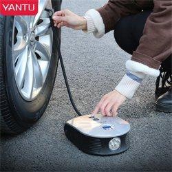 12V 디지털 압축기 전기 부풀리는 장치 차 타이어 공기 펌프