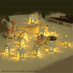 Holiday Fada Festa de Natal de luzes de LED de luz de Seqüência de decoração da sala