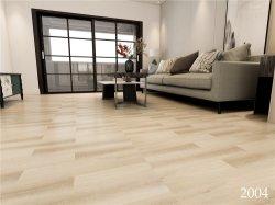 À prova de design em madeira Non-Slip 4,0Mm 0,3Mm Moldproof Spc Flooring clique a absorção acústica e à prova de PVC Piso Personalizado