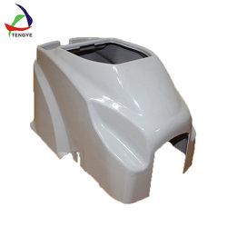 Fabbrica di plastica delle coperture formata vuoto spesso dell'OEM