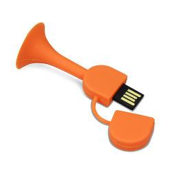 Лучшая цена силиконовые трубчатых USB-диск для перьев подарки