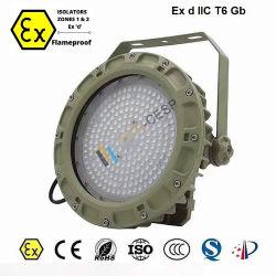 Kategorie 2 der Atex Klassifikation-Gruppen-II Gd LED hoher Eintritt-Schutz IP66/67 der Bucht-220V 50Hz in hohem Grade beständig gegen konkurrenzfähige chemische Agenzien 5 Jahre Garantie-