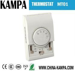 Mt01 Honeywell Thermostat mécanique du thermostat de pièce de contrôle de la Chine de gros thermostat électrique