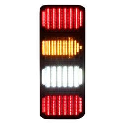 Senken Camion de Pompiers Ambulance Direction de la queue de lumière LED de périmètre