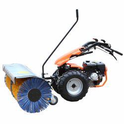 電気専門の雪取り外しの機械装置370は小さい除雪車の掃除人を手で押す