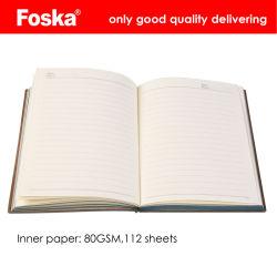 Foska 80 gramos - cuaderno de tapa de plástico PU