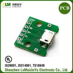 USB de memória Flash avançada placa PCB PCB com serviço de Design